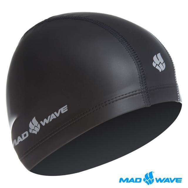 【好物分享】MOMO購物網【俄羅斯MADWAVE】成人舒適彈性泳帽(PUT COATED)開箱富邦購物台客服電話