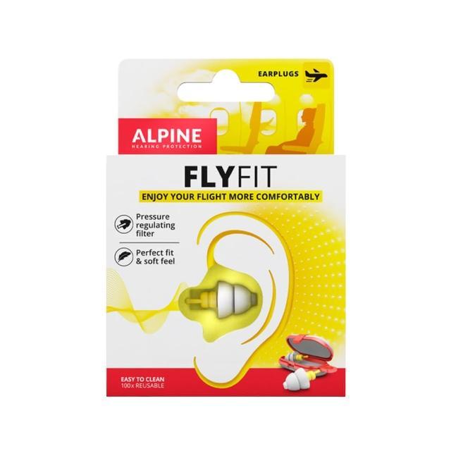 【勸敗】MOMO購物網【Alpine】荷蘭原裝進口 Flyfit 頂級飛行專用耳塞效果如何momo客服電話幾號