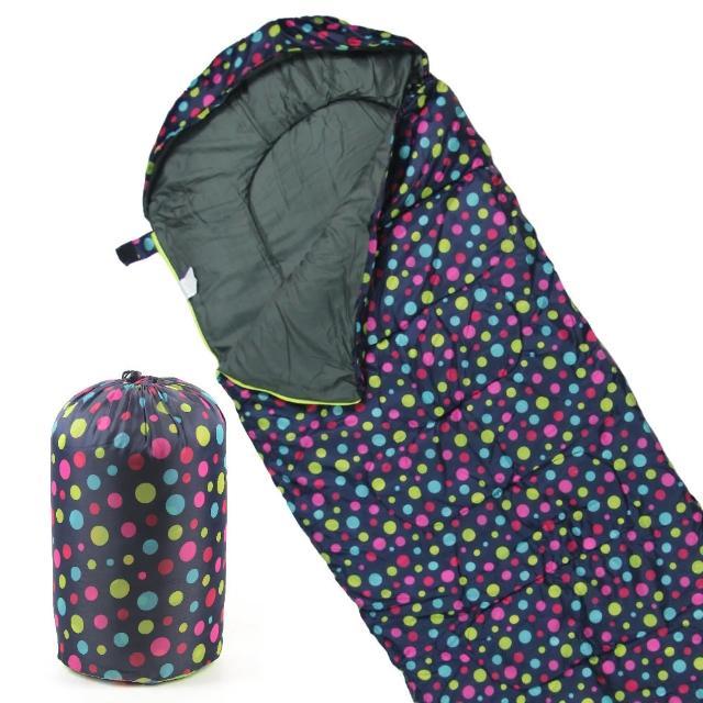 【勸敗】MOMO購物網【TreeWalker】輕巧纖維四季睡袋(五彩繽紛)評價momo折價券使用