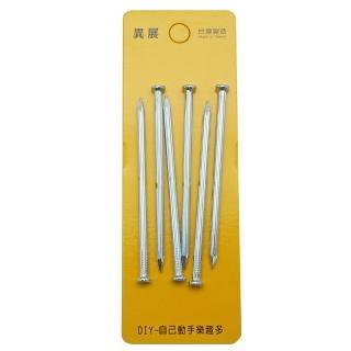 【異展】鋼釘9.9CM-6PCS