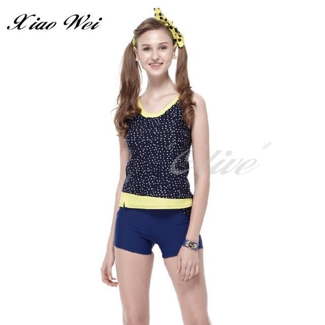 【部落客推薦】MOMO購物網【沙兒斯】時尚白色小圓點二件式泳裝(NO.B92612)評價如何momo 500 折價
