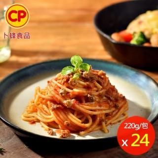 【卜蜂】蕃茄紅醬義大利麵 24包組(230g/包)