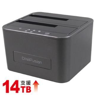 【伽利略】USB3.0 2.5/3.5雙SATA硬碟座(RHU08)