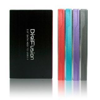 【伽利略】USB3.0 2.5吋 SATA III SSD/HDD 硬碟外接盒(HD-325U3S)