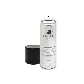【○糊塗鞋匠○ 優質鞋材】L55 法國FAMACO防水噴霧小(罐)