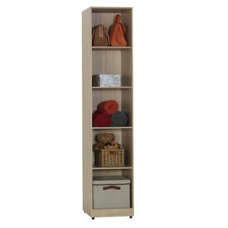 【AT HOME】凱文1.3尺梧桐開放隔板衣櫃