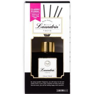 日本Laundrin'香水系列擴香-經典花香 80mlX2入