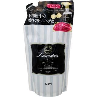 日本Laundrin'香水噴霧補充包-經典花香 320mlX2入