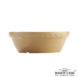 【MASON】浮雕陶瓷調理盆15CM(黃)