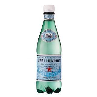 【聖沛黎洛】天然氣泡礦泉水 瓶裝(500mlx24瓶)