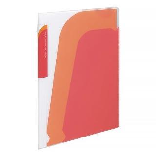 【KOKUYO】Novita 10層檔案資料夾(紅)