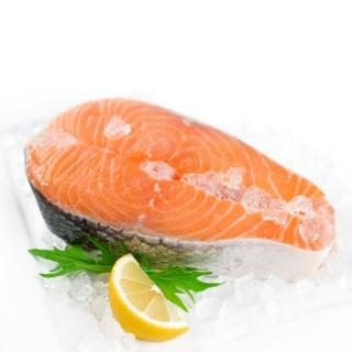 【極鮮配】鮭魚厚切(310g±10%/包-10包)