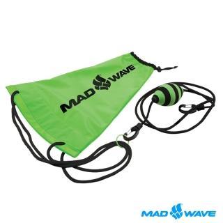 【俄羅斯MADWAVE】drag bag MAD WAVE(訓練拖曳袋)
