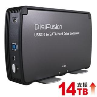 【伽利略】USB3.0 2.5/3.5吋 硬碟外接盒(35C-U3A)