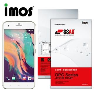 【iMOS 3SAS】HTC Desire 10 pro(疏油疏水 螢幕保護貼)