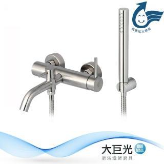 【大巨光】浴用壁式單槍水龍頭_不鏽鋼(TAP-503005)