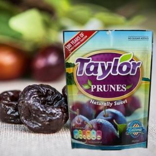 美國百年品牌Taylor超大去籽加州黑棗梅