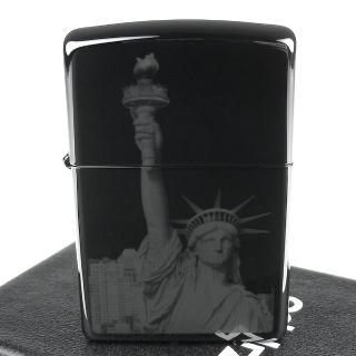 【ZIPPO】美系-Statue of Liberty-自由女神圖案打火機