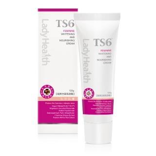 【TS6 護一生】超美白香氛誘霜(120gX2瓶)