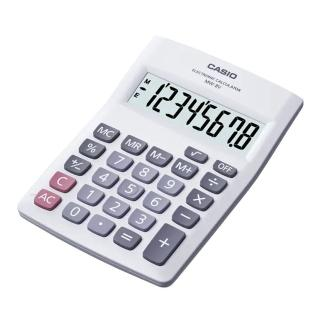【CASIO】8位國家考試機型計算機(MW-8VBK)