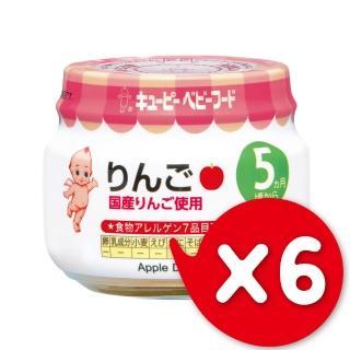 【日本KEWPIE】C-59蘋果泥(70gX6)