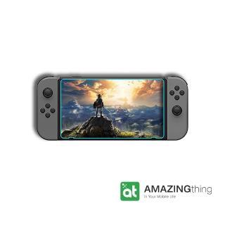 【AmazingThing】任天堂 Switch 高透光強化玻璃保護貼