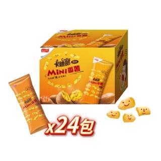 【卡迪那】mini番薯原味-30gx24包(聯華食品)