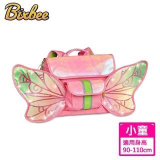 【美國Bixbee】飛飛童趣LED系列亮閃蝴蝶仙子小童背包