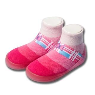【feebees】糖果系列-草莓糖(襪鞋.童鞋.學步鞋.台灣製造)