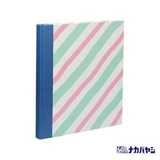 【日本 Nakabayashi】自黏相本 雲彩系列相本(藍邊)