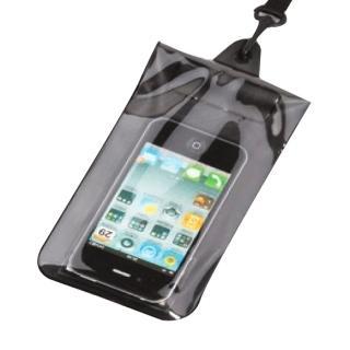 【正品Tteoobl】T-01C 智慧型手機耐壓10米防水袋 4.5吋以下(黑)