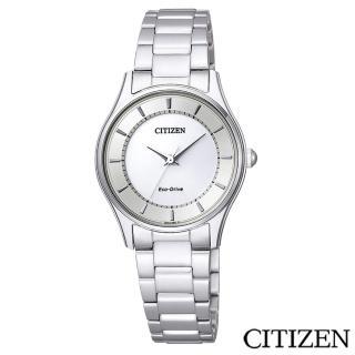 【CITIZEN星辰】Eco-Drive光動能藍寶石女仕手錶(EM0401-59A)