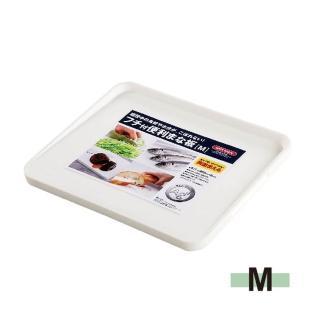 【ASVEL】銀離子抗菌砧板-M(廚房用品 衛生安全 健康環保 斜面 雙面)