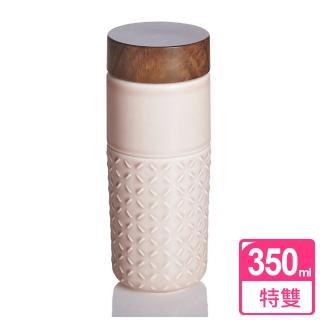 【乾唐軒活瓷】ONE O ONE隨身杯 / 夢幻星空 / 大 / 特雙 / 玫瑰粉