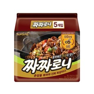 【Samyang三養】黑色炸醬麵(台灣總代理 韓國原裝進口 道地黑炸醬)