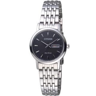 【星辰 CITIZEN】Eco Drive 知性美學時尚腕錶(EW3250-53E)