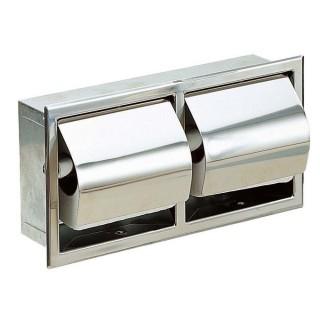 【大巨光】衛生紙架_不鏽鋼(K-9124R)