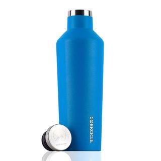 【CORKCICLE 酷仕客】Waterman戶外系列易口瓶-470ml(夏威夷藍)