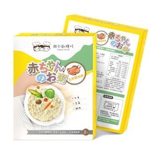 【親子御膳坊】寶寶活力粥150g(150gX2)