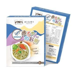 【親子御膳坊】寶寶聰明粥150g(150gX2)
