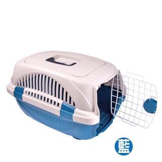 【寵愛】寵物運輸籠 H165-藍色(M563B01-1)