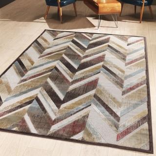 【范登伯格】法蘭斯 頂級立體雕花絲質地毯-上野(200x300cm)