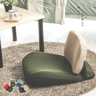 【樂活主義】美姿美儀伸展和室椅/腰枕/小沙發/靠腰坐墊/靠枕(四色可選)