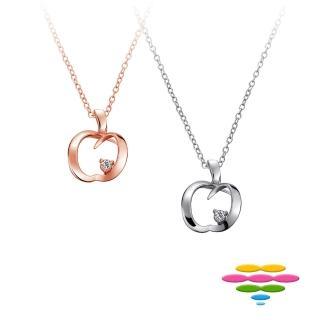 【彩糖鑽工坊】心有獨鍾系列 鑽石項鍊(CL-PD198)