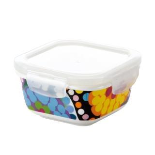 【FRENCH BULL】方形陶瓷保鮮盒270ml-BINDI(保鮮盒)