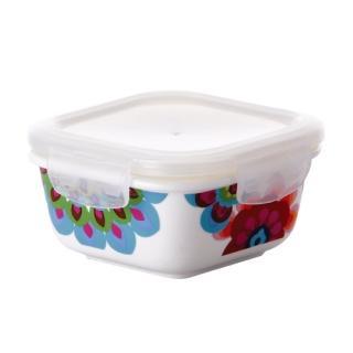 【FRENCH BULL】方形陶瓷保鮮盒270ml-GALA(保鮮盒)