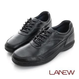 【La new】輕量PU氣墊休閒鞋(男*223015434)