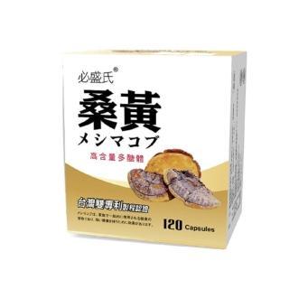 【草本之家】桑黃子實體120粒X1盒(桑黃菇)