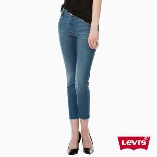 【Levis】721 高腰緊身牛仔褲 / 七分褲 / 彈性布料