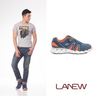 【La new】DCS 輕量旋轉釦慢跑鞋(男*223610170)